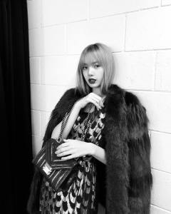 BLACKPINK Lisa Instagram and Insta Story Update, November 2, 2018