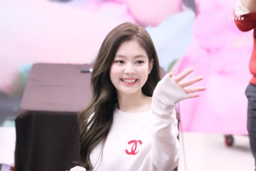 66-BLACKPINK Jennie SOLO Fansign Event 17 November 2018 Coex