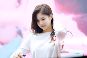 68-BLACKPINK Jennie SOLO Fansign Event 17 November 2018 Coex