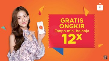7-BLACKPINK Jisoo Shopee Indonesia Commercial