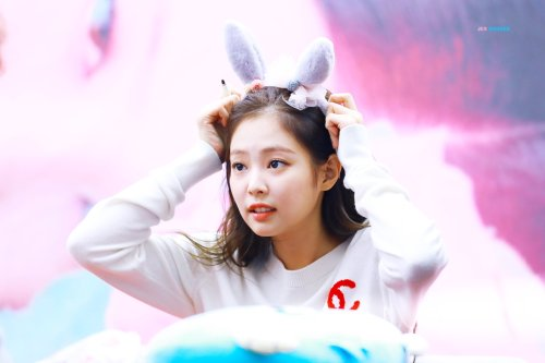 72-BLACKPINK Jennie SOLO Fansign Event 17 November 2018 Coex