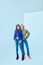 8-HQ-BLACKPINK GUESS Winter Coat Jacket Collection
