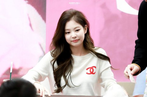 92-BLACKPINK Jennie SOLO Fansign Event 17 November 2018 Coex