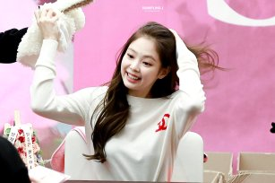 94-BLACKPINK Jennie SOLO Fansign Event 17 November 2018 Coex