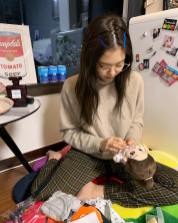 13-BLACKPINK Jennie Instagram Photo 27 December 2018
