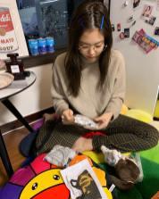 18-BLACKPINK Jennie Instagram Photo 27 December 2018