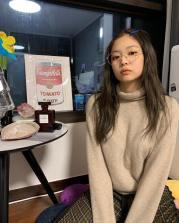 6-BLACKPINK Jennie Instagram Photo 27 December 2018