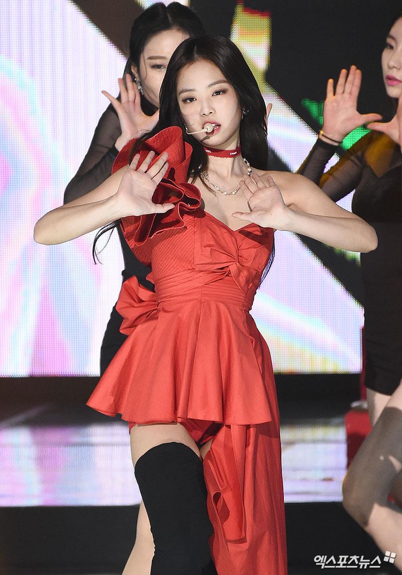 36-BLACKPINK Jennie Gaon Chart Music Awards 2019