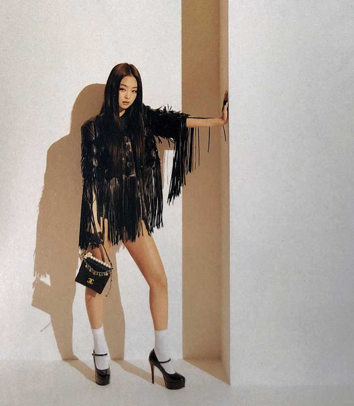 BLACKPINK Jennie For DAZED Korea Magazine Cover April 2019 Issue