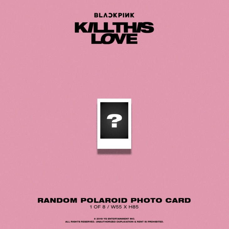 How to Buy Official BLACKPINK Kill This Love Mini Album, See