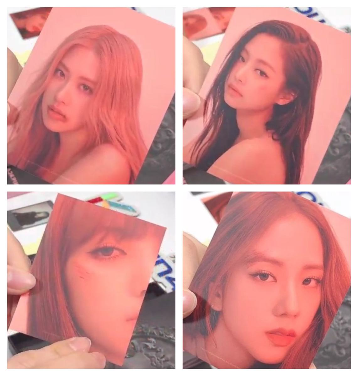 Watch Unboxing Video for BLACKPINK Kill This Love Mini Album