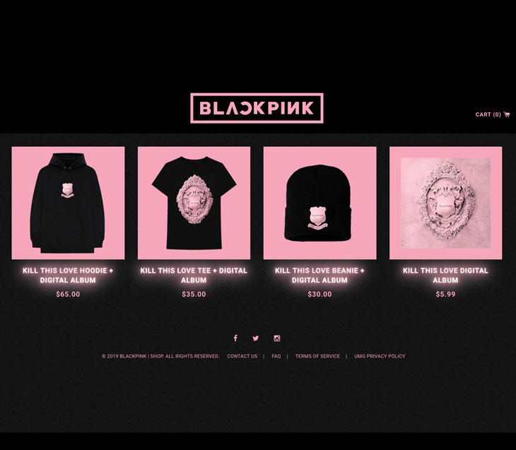 f21df36f BLACKPINK Releases Official Merch for Kill This Love, Buy Now!