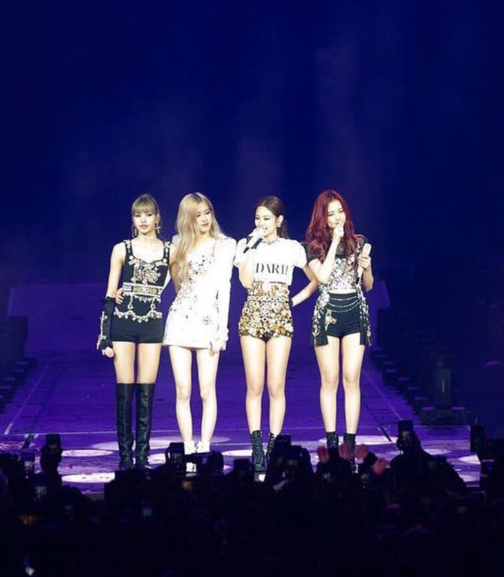 BLACKPINK Adjusted Their Performance To Pay Respects To The Victims of Tragedy in Manchester