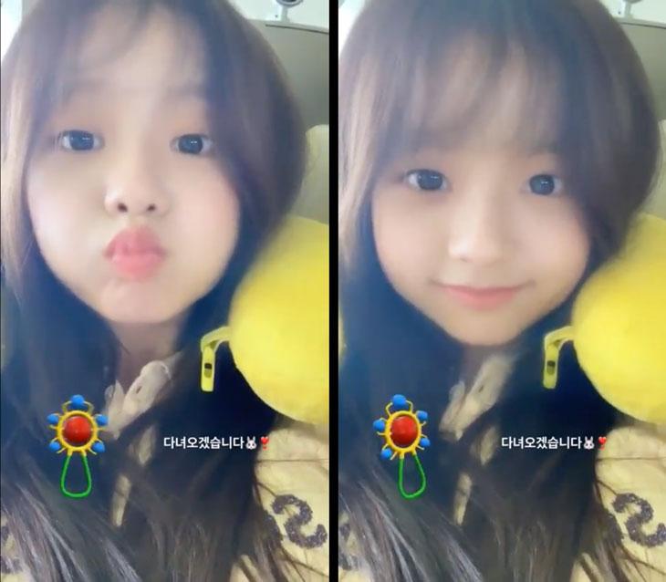 cover-BLACKPINK-Jisoo-Instagram-Stroy-6-June-2019-baby-filter