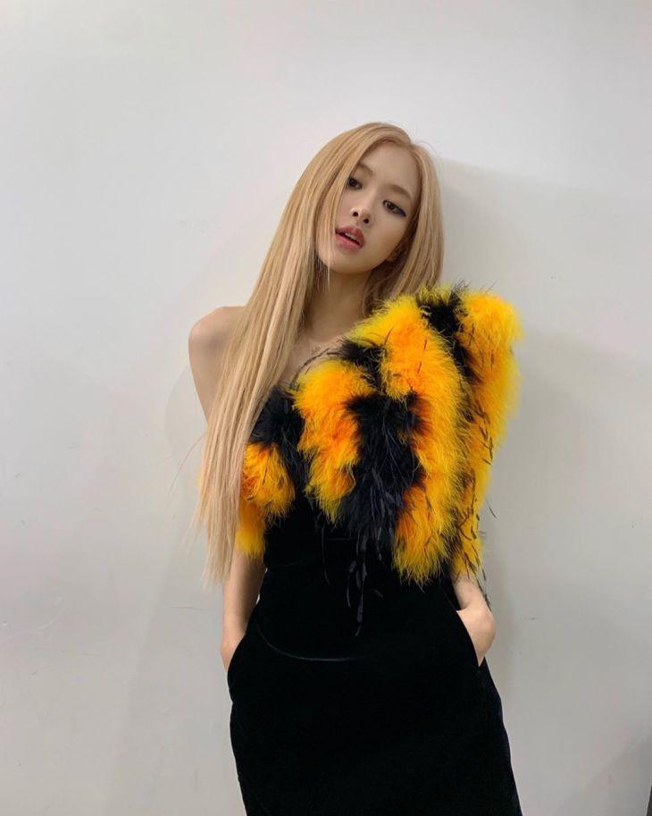 BLACKPINK Rosé DAZED KOREA Magazine October 2019 Issue