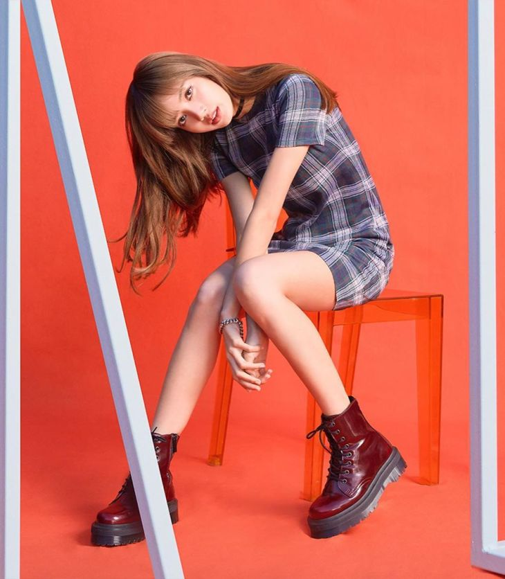 BLACKPINK Lisa Penshoppe