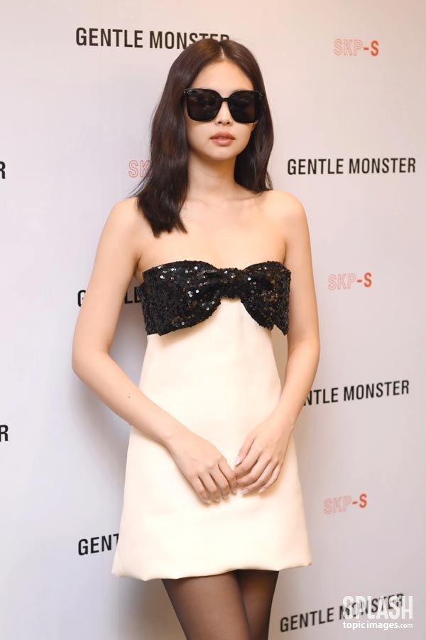 BLACKPINK Jennie Gentle Monster Beijing China