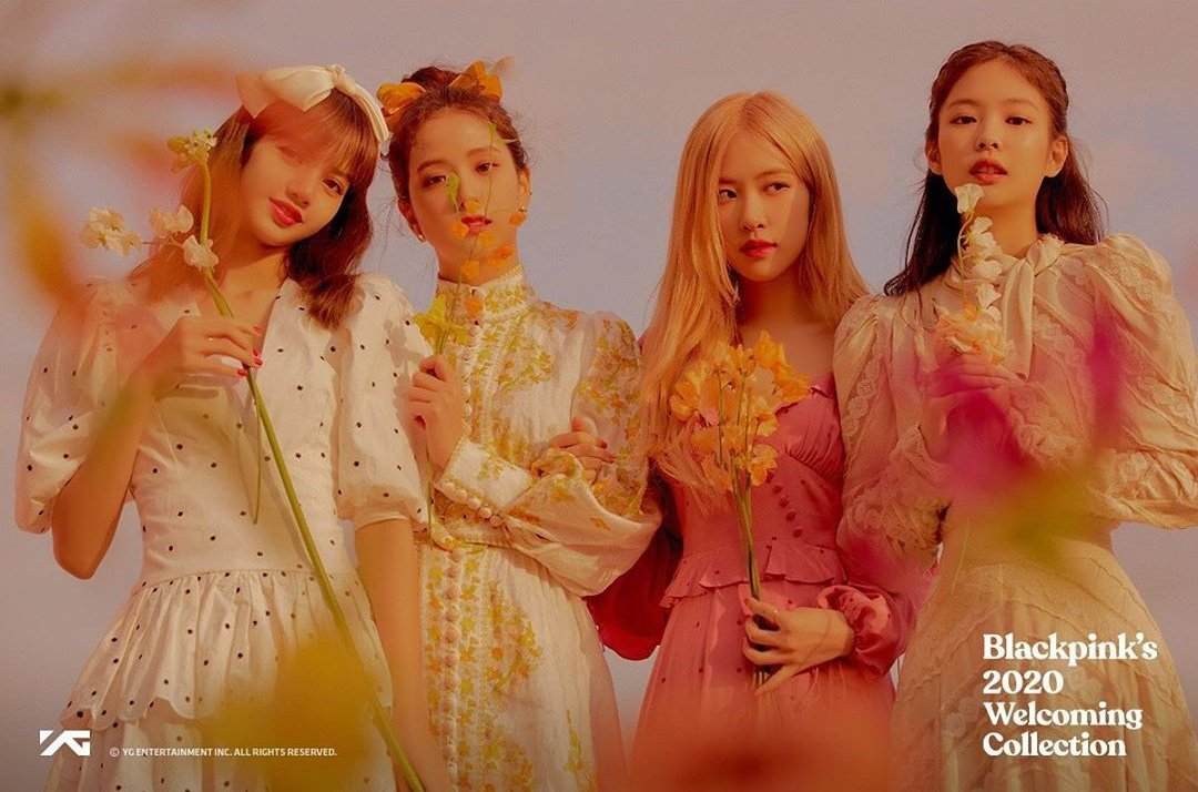 Download Full Video BLACKPINK 2020 Welcoming Collection
