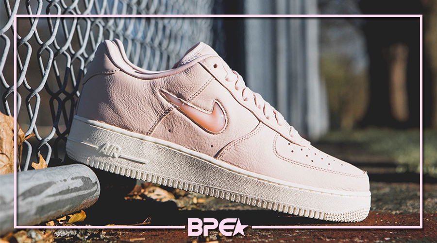 brand new 47ad9 b1f61 Nike vai relançar AF1 Low Jewel na cor rosa ! - BPE