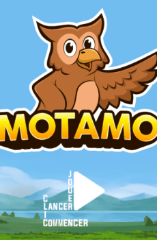 Joue avec les mots sur Motamo