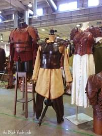 il mio montoncino in combo con una delle armature di Bux Leather Art