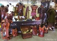 Alcuni dei lavori di Bux Leather Art