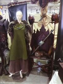 Costume vichingo (special guest la bottiglia d'acqua).