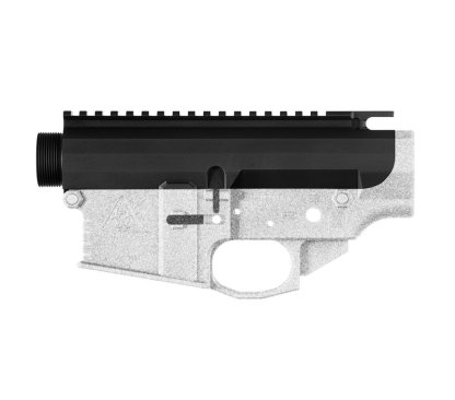 Black Rain Ordnance Billet AR10 Upper Receiver - Black