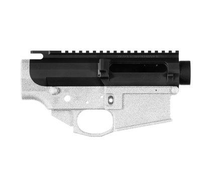 Black Rain Ordnance Billet AR10 Upper Receiver - Black