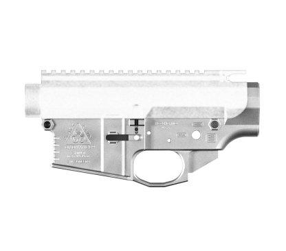 Black Rain Ordnance Billet AR10 Lower Receiver - Norguard