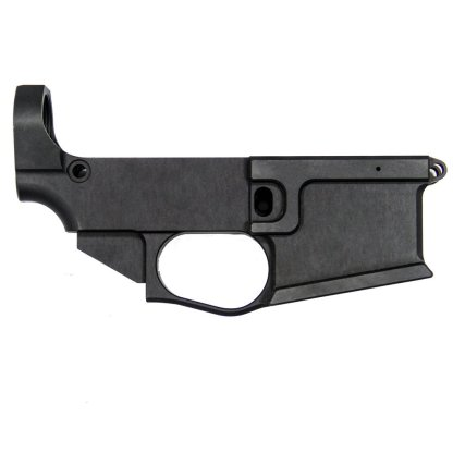 Black Rain Ordnance 80% Billet Lower Receiver