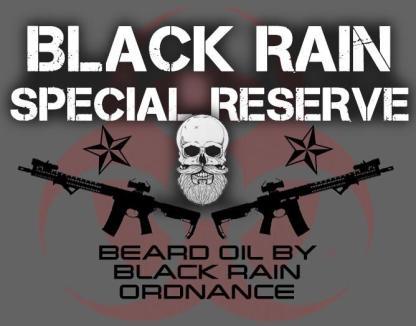 Black Rain Special Reserve Beard Oil