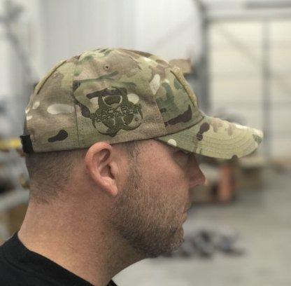BRO Tactical Hook and Loop Hat