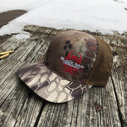 BRO Mesh Back Kryptek Hats