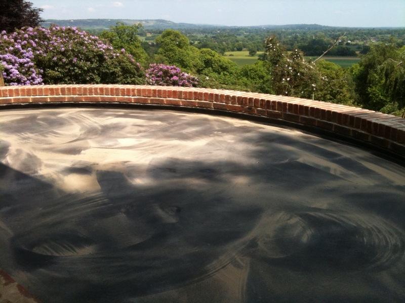 Mastic Asphalt Sun Terrace