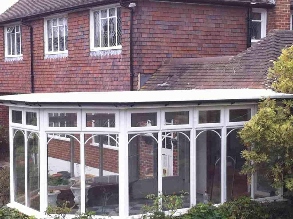 Mastic Asphalt Conservatory Roof