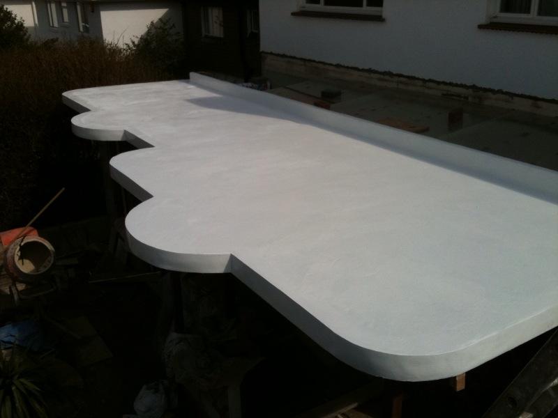 Mastic Asphalt Roof