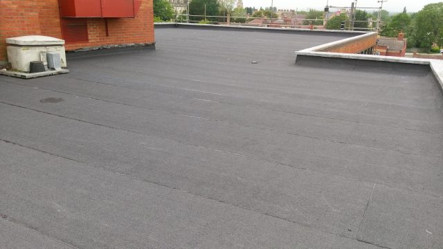 3 Layer Felt Roof
