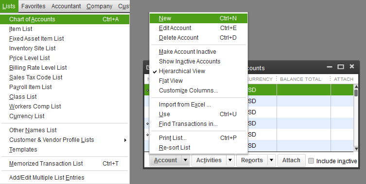 QuickBooks Accounting - Entering Barter Transactions ...