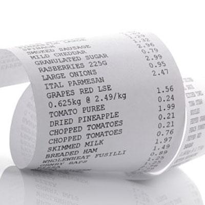 POS Paper - 10 Rolls - 3 15 inch *SALE*