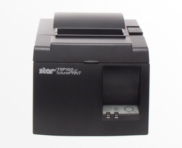 Star Tsp100 Wlan Wifi Receipt Printer Blackrock
