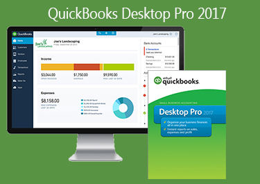 Quickbooks Pro 2017 New Features Blackrock