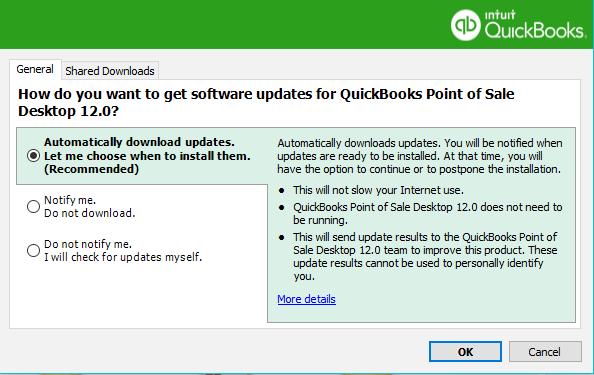 QuickBooks POS Updates: How to Install Updates   BlackRock