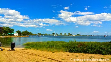 Seabright Beach - Black Rock, CT