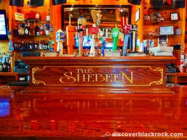 Brennan's Shebeen Taps Black Rock CT