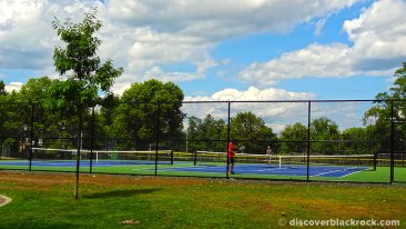 Ellsworth Park Tennis Courts Black Rock CT