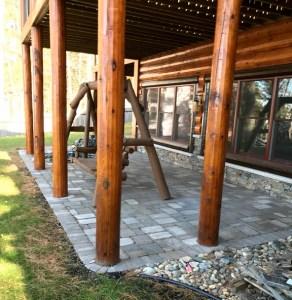 Gull Lake MN paver patio