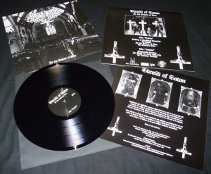 Copyright: Sol Records / Shround of Satan; LP (limited to 300 copies)