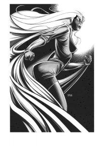 Storm (1995) © copyright Marvel Entertainment