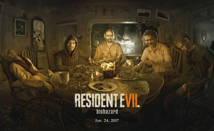 """Resident Evil 7 """"KITCHEN"""" Demo Now Available for PlayStation VR 